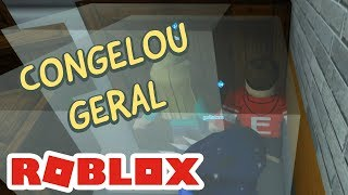 CE L'HO, SURGELATO! -FREEZE TAG su ROBLOX