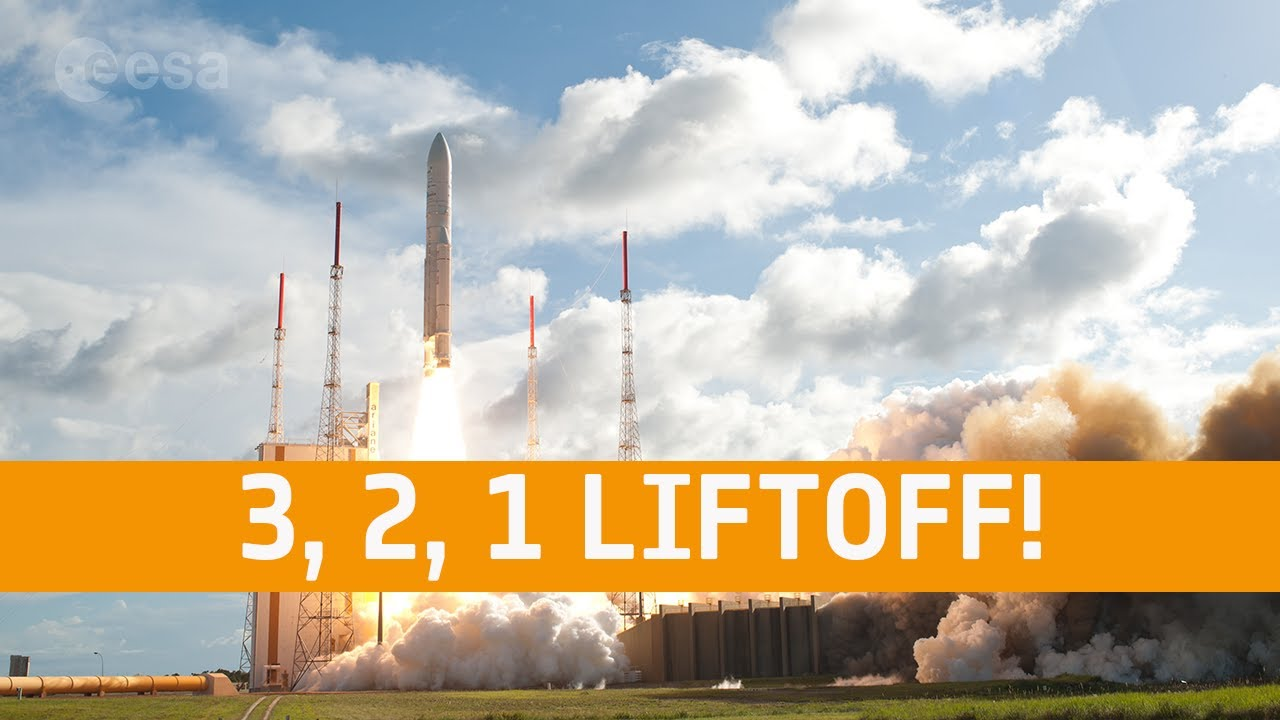 Meet the Experts: 3, 2, 1 Liftoff!