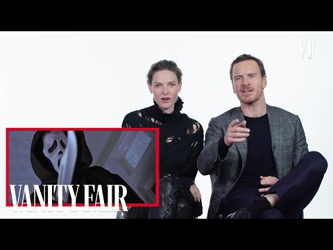 Michael Fassbender Reviews Serial Killer Movies with Rebecca Ferguson  | Vanity Fair