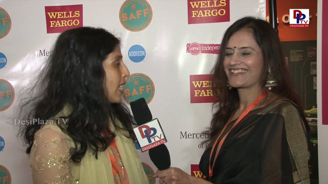 DFW South Asian Film Festival 2017 Sponsorer, Wells Fargo Company Head speaks to DesiplazaTV, Dallas
