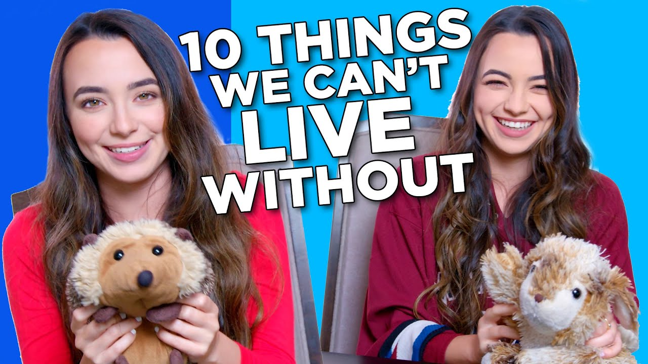 10 Things You're Doing Wrong in School Merrell Twins Back To School 2018 school supplies haul