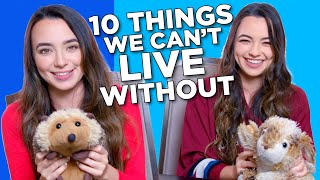 10 Things The Merrell Twins Can