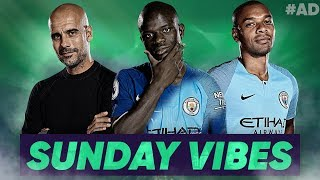Is N'Golo Kante The Perfect Fernandinho Replacement For Manchester City?! | #SundayVibes