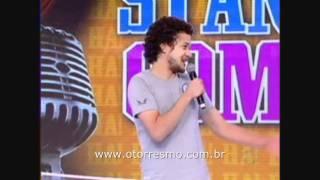 """Caique Dumont """"Torresmo"""" - Concurso Stand-up na Record - Programa Tudo é Possível (Ana Hickmann)"""
