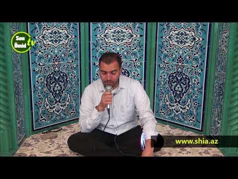 Hacı Ruslan Hacı Cavad məscidinin açılışında gözəl Quran tilavəti
