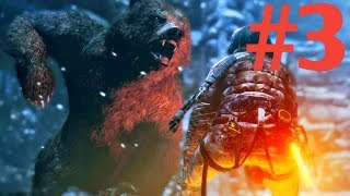 BEAR ATTACK | Rise Of The Tomb Raider #3