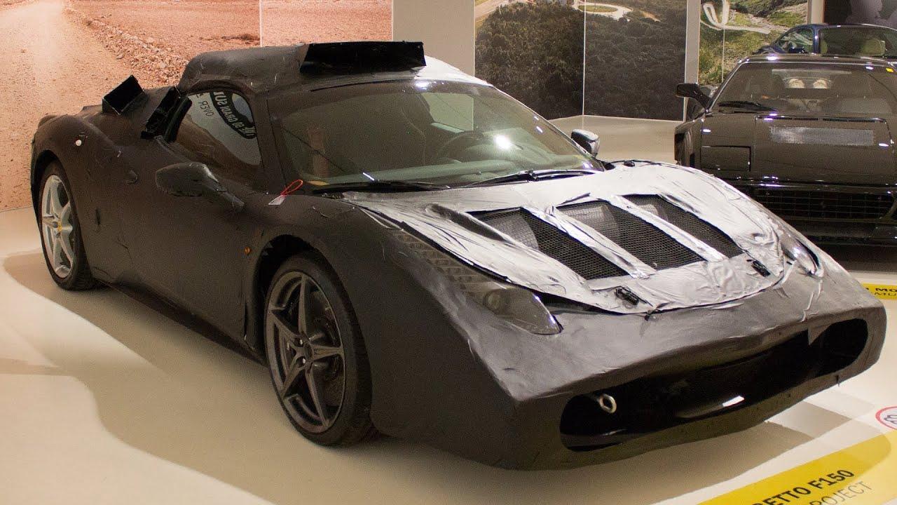 Ferrari f150 mule ferrari museum 2013 hq youtube ferrari f150 mule ferrari museum 2013 hq vanachro Gallery