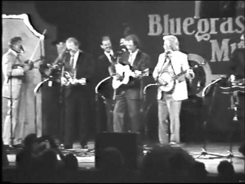 Bluegrass Album Band - Blue Ridge Mountain Home & Big Spike Hammer