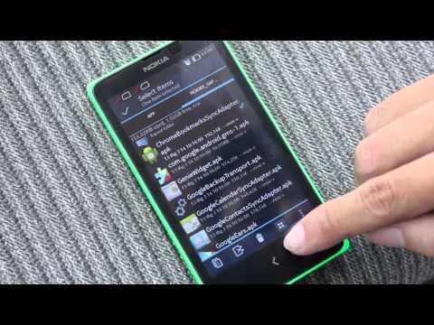 Hướng dẫn cài đặt Google Play Nokia X