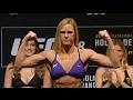UFC 208: Weigh-in Recap