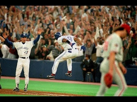 1993 world series game 5