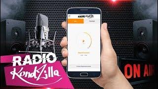 Aplicativo Radio KondZilla - tocando as melhores 24 horas