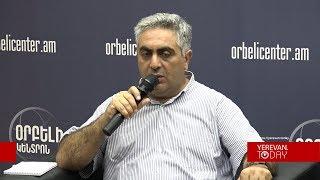 Եթե կրակում ենք ձեզնից ավելի լավ կարող ենք կրակել. Արծրուն Հովհաննիսյան