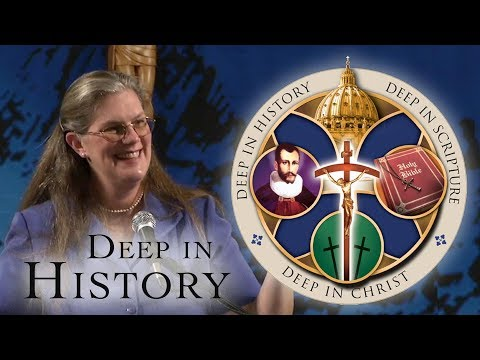 The Authority of Scripture in Marriage and Family Life - Kimberly Hahn - Deep in History