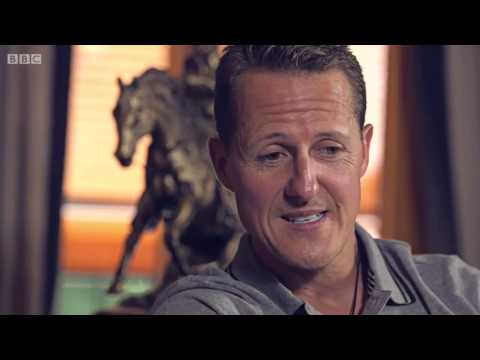 Lee McKenzie talks to Michael Schumacher about Mercedes, tyres, Alonso and Vettel
