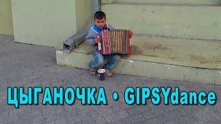 ЦЫГАНЧОНОК ВИРТУОЗ НА БАЯНЕ • Цыганочка ☆ LITTLE GYPSY playing the ACCORDION • GIPSYdance ЛучшеВсех!