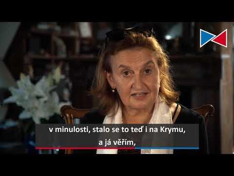 Eva Holubová volí TOP 09