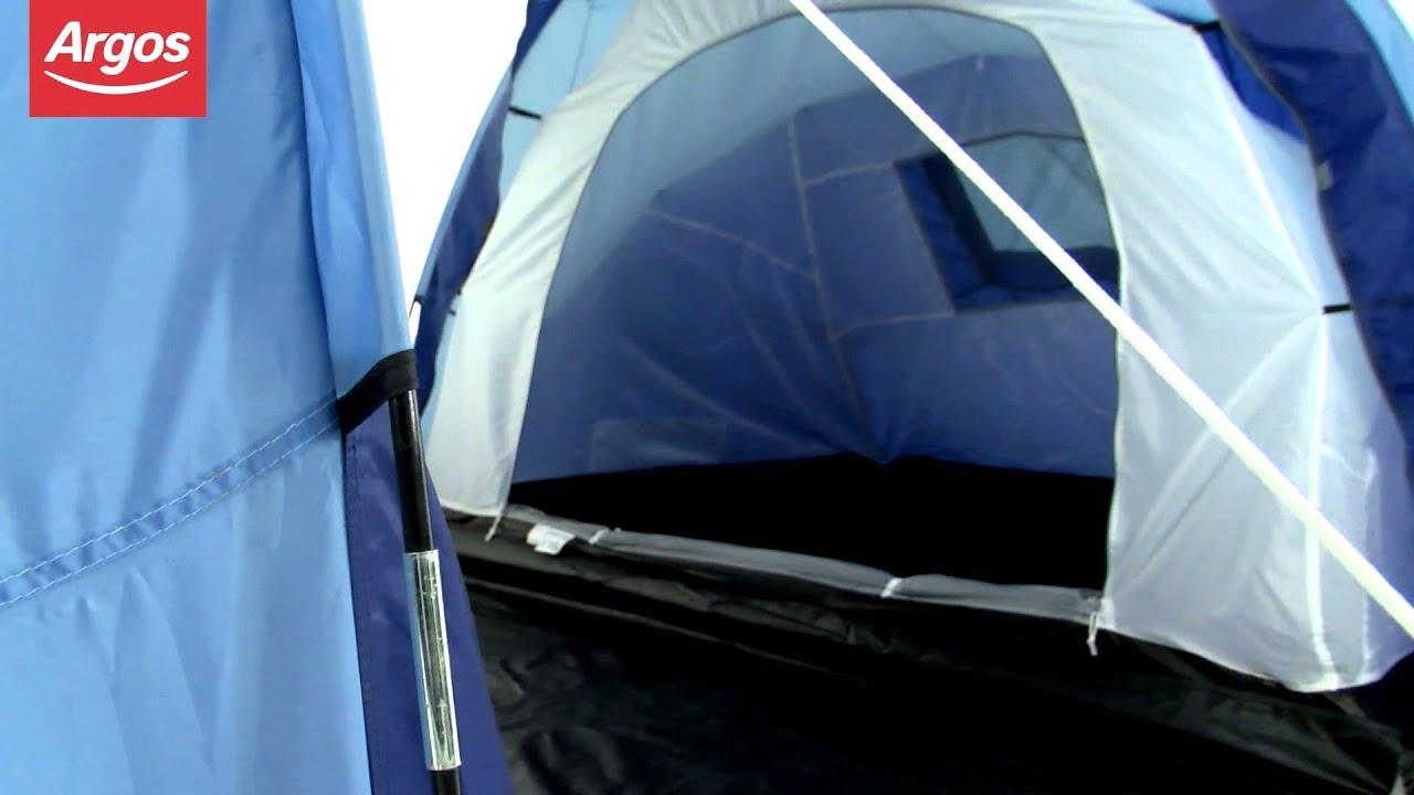 & ProAction namiot 6 osobowy od MZ_116 - YouTube