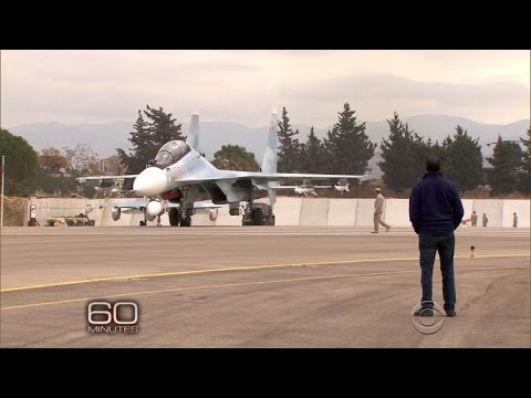 Inside A Russia Air Base In Syria