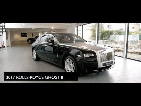 2017 Rolls Royce Ghost 11