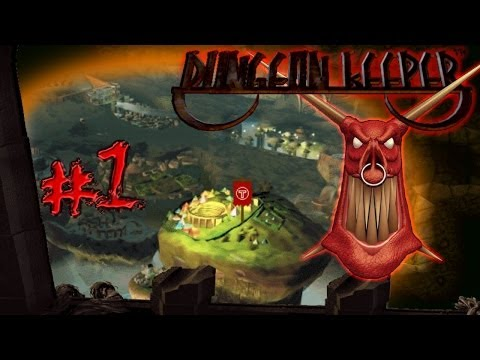Let's play Dungeon Keeper #1 - Eversmile