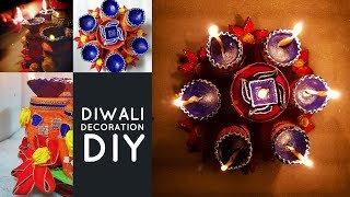 Diya stand in 5 minutes | GIFT AND ART | diwali decor diy | 5 minute craft