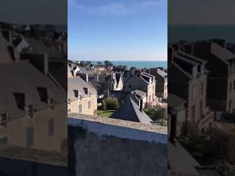 St Cast toit Terrasse Privatif 80m2 Vue mer