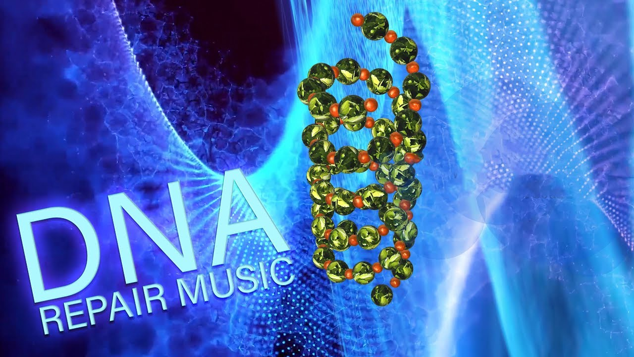 DNA Repair Music 150HZ - 30 minutes Binaural Power Sound - Sleep Music |255