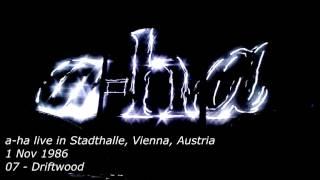 07   Driftwood - a-ha - Live in Stadthalle, Wien, Austria 1986