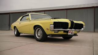 1970 Mercury Cougar Boss 302 Eliminator // Lot F145 //  Mecum Kissimmee 2018 thumbnail