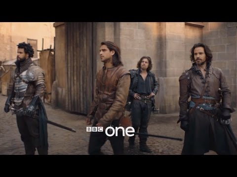The Musketeers: Series 3 Trailer - BBC One