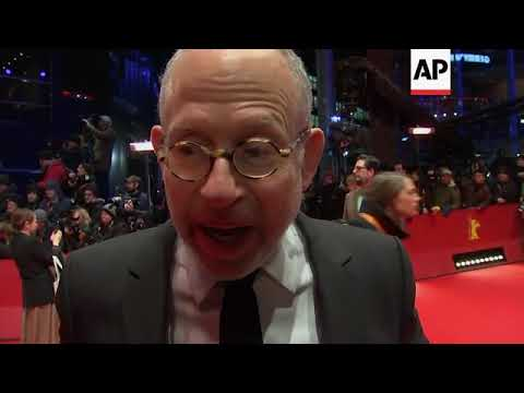 Wes Anderson premieres 'Isle of Dogs' at Berlin Film Festival with cast members Bill Murray, Tilda S