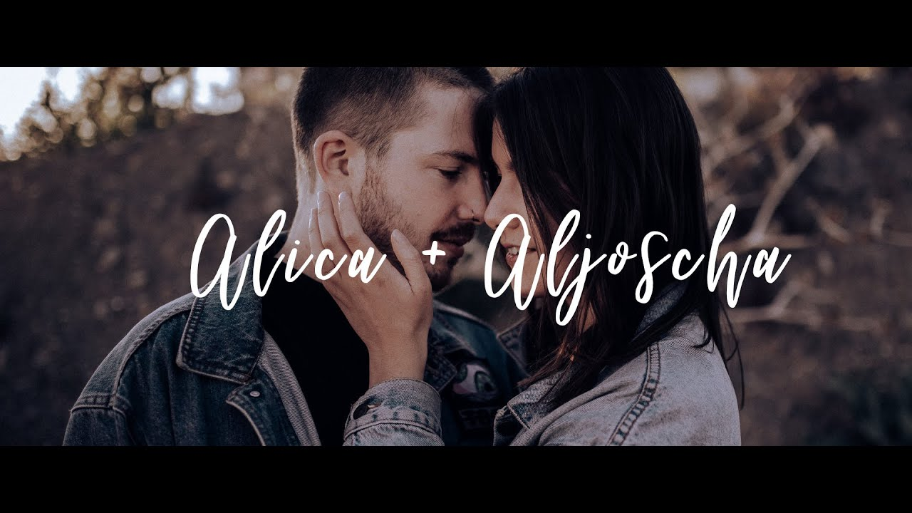 Alica + Aljoscha Coupleshooting Weddingfilm