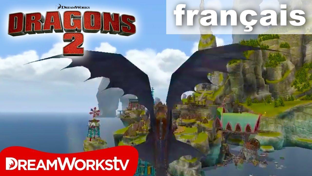 jeux dragon cavalier de beurk