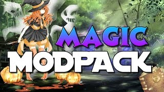 MAGIC MODPACK 1.7.10 (+25 Mods) | Pack de Mods #9 | Review  - Vikmax