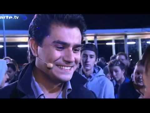 Saimir Pirgu - interview on Arte TV on La Boheme - Bern 2009