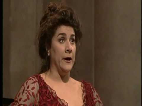 """Cecilia Bartoli - """"Mi lagnero tacendo"""" - Rossini"""