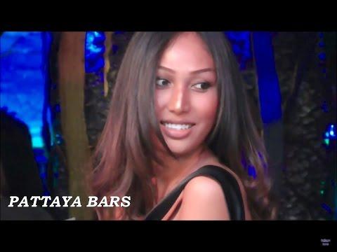"Walking Street NightLife ""Sexy Girls"" 2016 Pattaya Thailand"