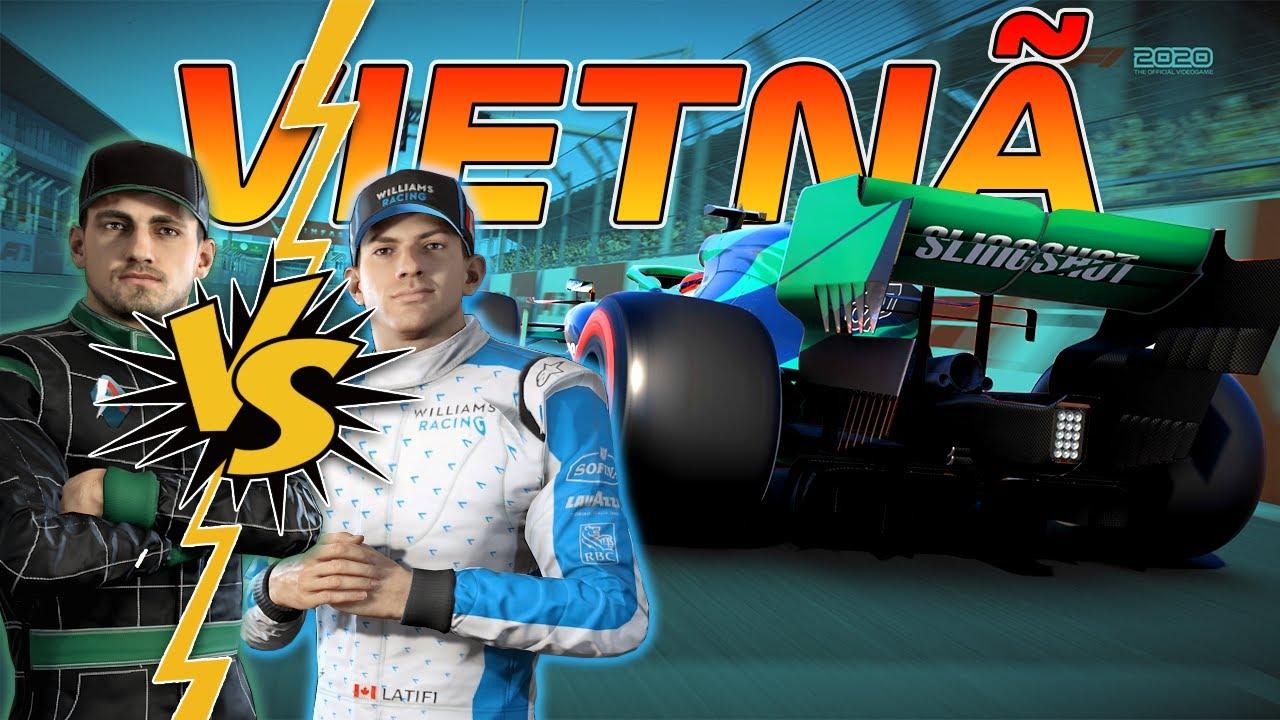 F1 2020 - MY TEAM - PODE ULTRAPASSAR EM BANDEIRA AMARELA?? - EP 04
