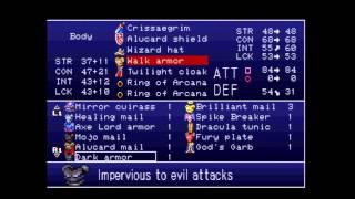 Castlevania:SotN Item Farming, Tips, and Alternate Endings Ep.002