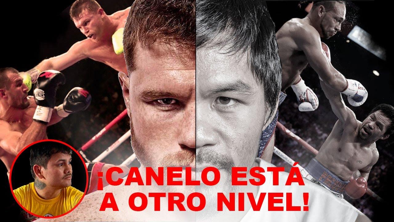"""""""Chino"""" Maidana: ¡Con Manny Pacquiao SI pelearía, con Canelo Álvarez NO!"""