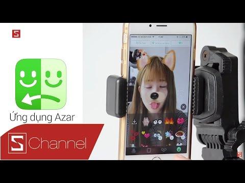 Schannel - Azar trở lại: Trai vẫn xinh, gái vẫn đẹp, nhưng ứng dụng thì đã thêm nhiều tính năng mới