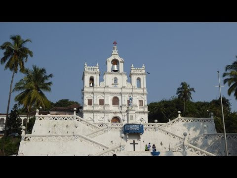 Old Goa and Panaji /India