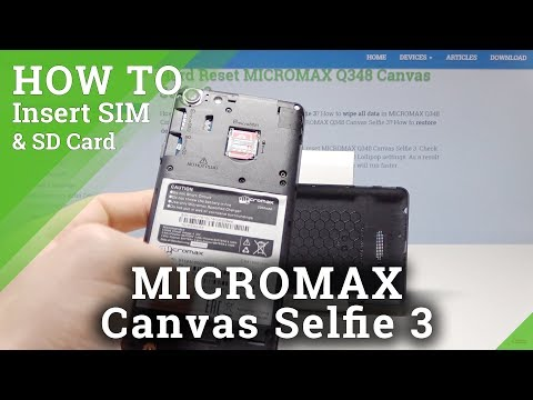 Micromax Canvas Selfie Lens Video clips - PhoneArena