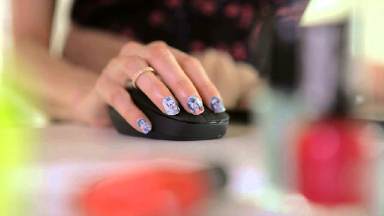 Nailsnaps Turn Your Photos Into Custom Nail Designs Youtube