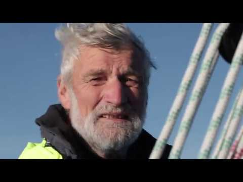Golden Globe Race 2018 - Day 97: Van Den Heede, first to Hobart