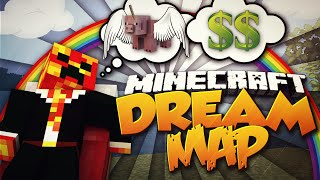 Minecraft DREAM WORLD! (WHAT HAPPENS WHEN YOU