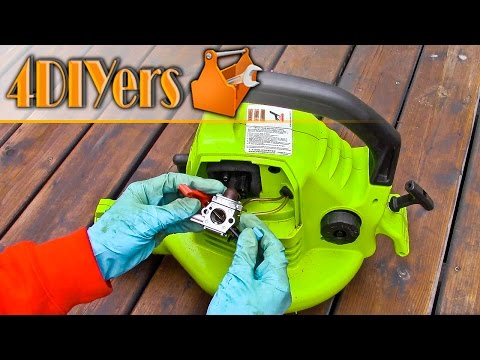 DIY: How to Clean a Two Stroke Carburetor