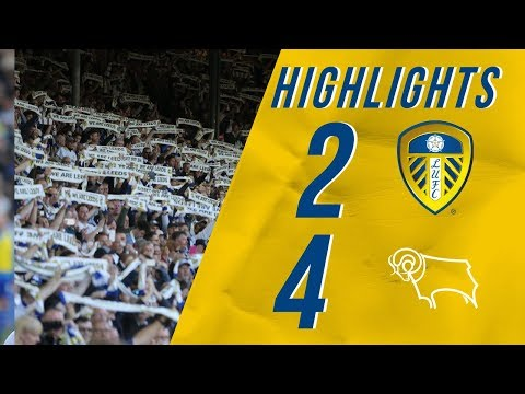 Highlights | Leeds United 2-4 Derby County (agg 3-4) | EFL Championship Play-offs