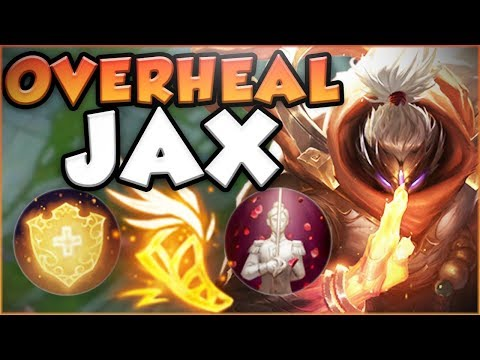 Download Youtube: HOW NUTS IS THE KOREAN ADC BUILD ON JAX IN TOP?! NEW JAX SEASON 8 TOP GAMEPLAY! - League of Legends